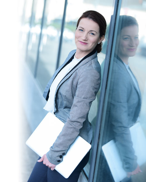 Birgit Astner - Projektmanagerin
